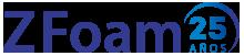 Zfoam Espumas Logo
